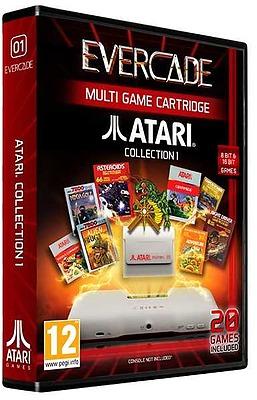 Einfach und sicher online bestellen: Blaze Evercade Atari Cartridge 1 in Österreich kaufen.