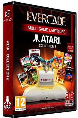 Einfach und sicher online bestellen: Blaze Evercade Atari Cartridge 2 in Österreich kaufen.