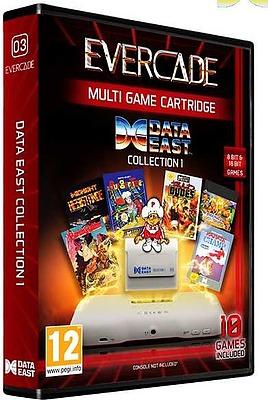 Einfach und sicher online bestellen: Blaze Evercade Data East Cartridge 1 in Österreich kaufen.