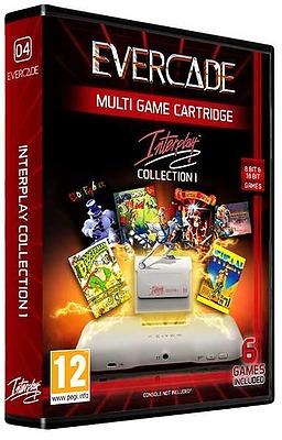 Einfach und sicher online bestellen: Blaze Evercade Namco InterPlay 1 in Österreich kaufen.