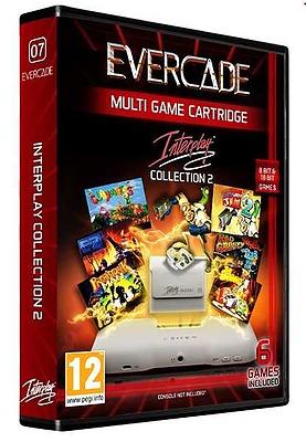 Einfach und sicher online bestellen: Blaze Evercade InterPlay 2 in Österreich kaufen.