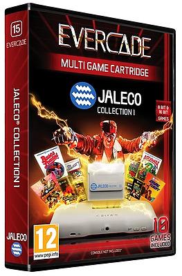 Einfach und sicher online bestellen: Blaze Evercade Jaleco Cartridge 1 in Österreich kaufen.
