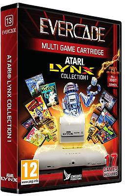 Einfach und sicher online bestellen: Blaze Evercade Lynx Collection 1 Cartridge in Österreich kaufen.