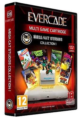 Einfach und sicher online bestellen: Blaze Evercade MegaCat Cart 1 in Österreich kaufen.