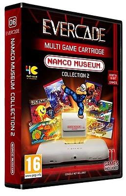 Einfach und sicher online bestellen: Blaze Evercade Namco Cartridge 2 in Österreich kaufen.