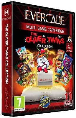 Einfach und sicher online bestellen: Blaze Evercade Oliver Twins Collection 1 in Österreich kaufen.