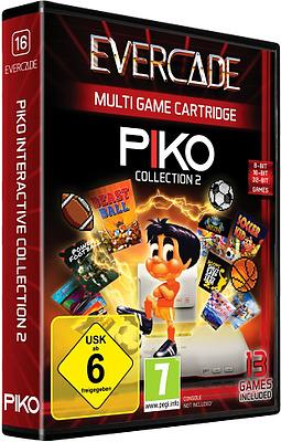 Einfach und sicher online bestellen: Blaze Evercade Piko Cartridge 2 in Österreich kaufen.