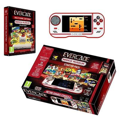 Einfach und sicher online bestellen: Blaze Evercade Starter Pack + Namco Cart 1 in Österreich kaufen.