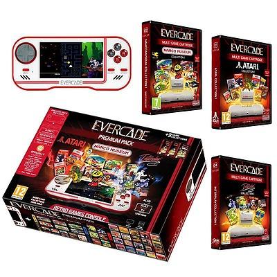 Einfach und sicher online bestellen: Blaze Evercade Premium Pack in Österreich kaufen.