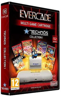 Einfach und sicher online bestellen: Blaze Evercade Technos Cartridge 1 in Österreich kaufen.