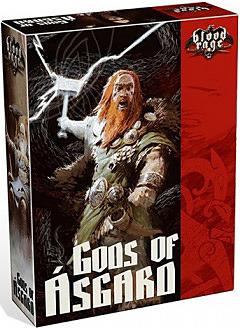 Einfach und sicher online bestellen: Blood Rage - Die Götter von Asgard in Österreich kaufen.