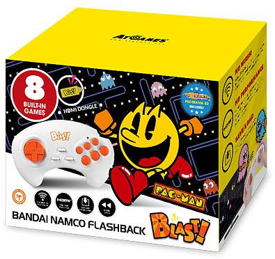 Einfach und sicher online bestellen: Bandai Namco Flashback Blast! in Österreich kaufen.
