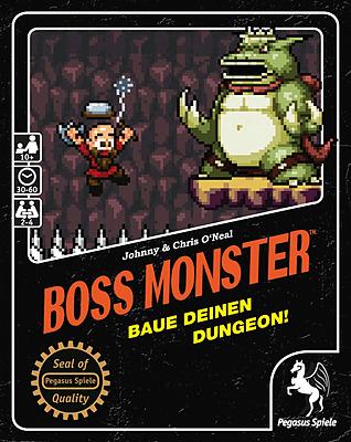 Einfach und sicher online bestellen: Boss Monster in Österreich kaufen.