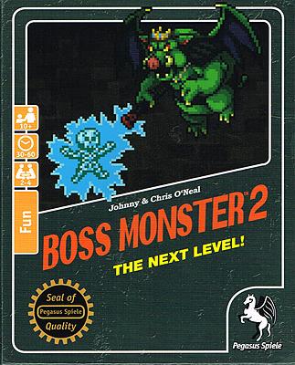 Einfach und sicher online bestellen: Boss Monster 2: The Next Level in Österreich kaufen.
