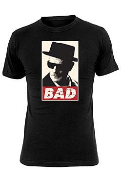 Einfach und sicher online bestellen: Breaking Bad T-Shirt Bad XL in Österreich kaufen.