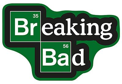 Einfach und sicher online bestellen: Breaking Bad Teppich Logo 85 x 55 cm in Österreich kaufen.