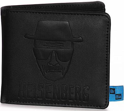 Einfach und sicher online bestellen: Breaking Bad Leder-Geldbeutel Heisenberg in Österreich kaufen.
