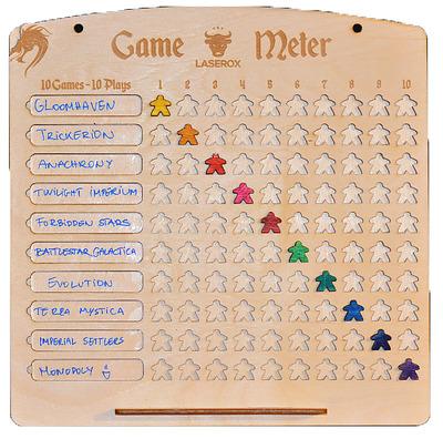 Einfach und sicher online bestellen: Game Meter in Österreich kaufen.