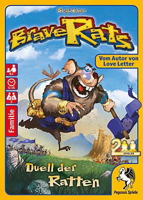 Einfach und sicher online bestellen: Brave Rats: Duell der Ratten in Österreich kaufen.