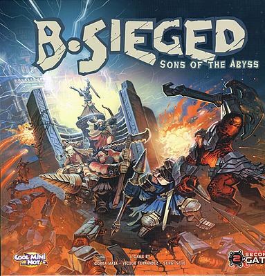Einfach und sicher online bestellen: B-Sieged: Sons of the Abyss in Österreich kaufen.