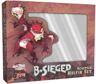 Einfach und sicher online bestellen: B-Sieged: Sculpted Mulfin Set in Österreich kaufen.