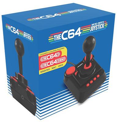 Einfach und sicher online bestellen: THEC64 Joystick in Österreich kaufen.