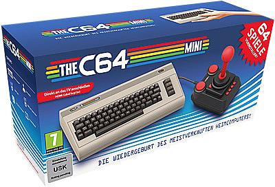 Einfach und sicher online bestellen: THEC64 Mini (2te Auslieferung, Mai 2018) in Österreich kaufen.