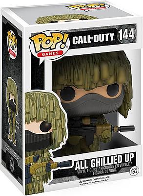 Einfach und sicher online bestellen: Call of Duty POP! Vinyl Figur All Ghilied Up in Österreich kaufen.