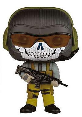 Einfach und sicher online bestellen: Call of Duty Vinyl Figur Lt. Simon Ghost Riley in Österreich kaufen.