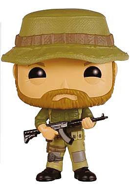 Einfach und sicher online bestellen: Call of Duty Vinyl Figur Capt. John Price in Österreich kaufen.
