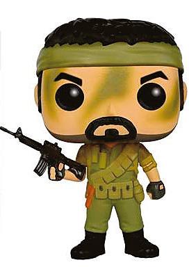 Einfach und sicher online bestellen: Call of Duty Vinyl Figur MSgt. Frank Woods in Österreich kaufen.