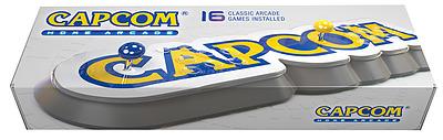 Einfach und sicher online bestellen: Capcom Home Arcade in Österreich kaufen.