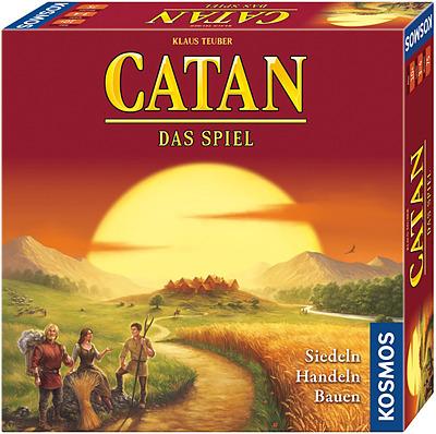 Einfach und sicher online bestellen: Catan: Das Spiel in Österreich kaufen.