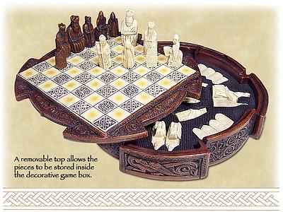 Einfach und sicher online bestellen: The Chess Box Brown in Österreich kaufen.