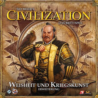 Einfach und sicher online bestellen: Civilization: Weisheit und Kriegskunst Erweiterung in Österreich kaufen.