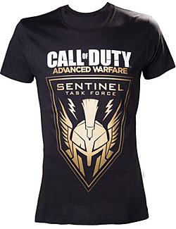 Einfach und sicher online bestellen: Call of Duty: Advanced Warfare T-Shirt Sentinel L in Österreich kaufen.