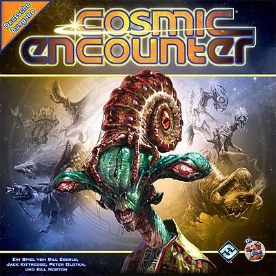 Einfach und sicher online bestellen: Cosmic Encounter in Österreich kaufen.