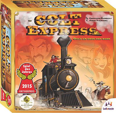 Einfach und sicher online bestellen: Colt Express in Österreich kaufen.