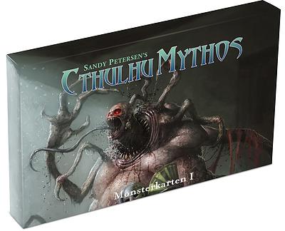 Einfach und sicher online bestellen: Cthulhu Mythos 5E - Monster I Kartenset in Österreich kaufen.