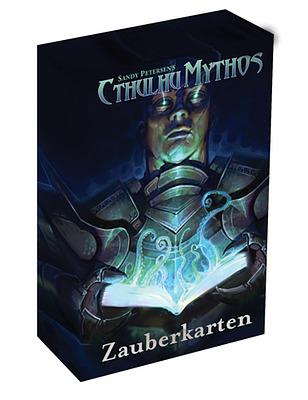 Einfach und sicher online bestellen: Cthulhu Mythos 5E - Zaubersprüche Kartenset in Österreich kaufen.