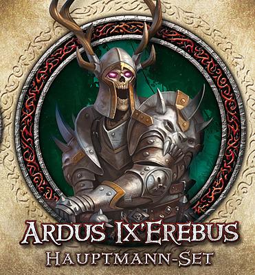 Einfach und sicher online bestellen: Descent 2. Edition Hauptmann-Set Ardus Ix'Erebus in Österreich kaufen.