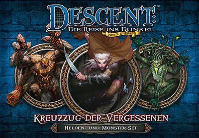 Einfach und sicher online bestellen: Descent: Kreuzzug der Vergessenen in Österreich kaufen.