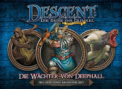 Einfach und sicher online bestellen: Descent: Die Wächter von Deephall in Österreich kaufen.