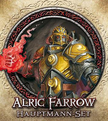 Einfach und sicher online bestellen: Descent 2. Edition Hauptmann-Set Alric Farrow in Österreich kaufen.