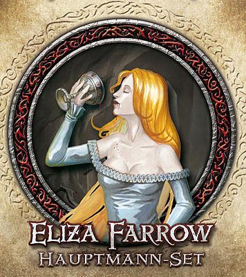 Einfach und sicher online bestellen: Descent 2. Edition Hauptmann-Set Eliza Farrow in Österreich kaufen.