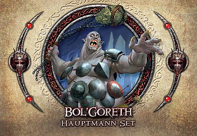 Einfach und sicher online bestellen: Descent 2. Edition Hauptmann-Set Bol'Goreth in Österreich kaufen.