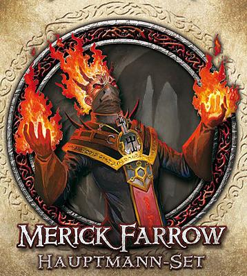 Einfach und sicher online bestellen: Descent 2. Edition Hauptmann-Set Merrick Farrow in Österreich kaufen.
