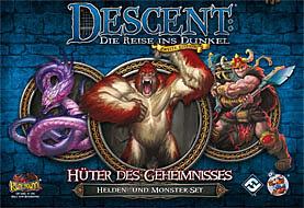 Einfach und sicher online bestellen: Descent 2. Edition: Hüter des Geheimnisses in Österreich kaufen.