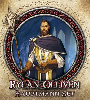Einfach und sicher online bestellen: Descent 2. Edition Hauptmann-Set Rylan Olliven in Österreich kaufen.