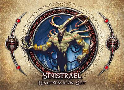Einfach und sicher online bestellen: Descent 2. Edition Hauptmann-Set Sinistrael in Österreich kaufen.